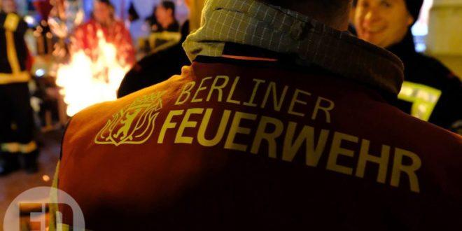 Berliner Feuerwehr Symbolbild